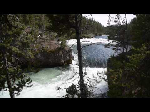 Super River Yellowstone National Park
