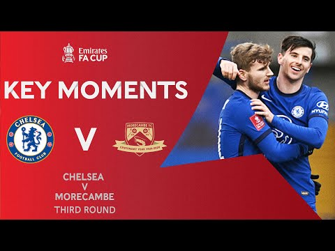 Chelsea Morecambe Goals And Highlights