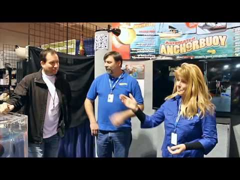 2014 Seattle Boat Show - Automated Anchorbuoy