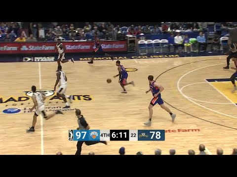 Isaiah Hicks (22 points) Highlights vs. Fort Wayne Mad Ants