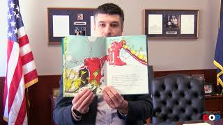 Sen. Barrett: March is Reading Month | The Sneetches by Dr. Seuss