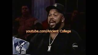 Suge Knight on Politcally Incorrect (2001)