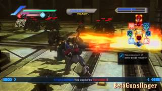 Dynasty Warriors: Gundam 3- Knight Gundam Challenge Mode