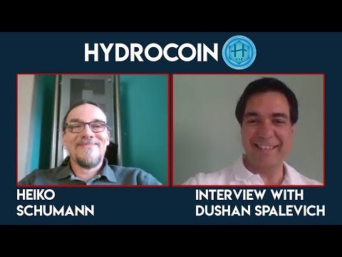 HydroCoin Interview with Dushan Spalevich for ICO TV VIDEO