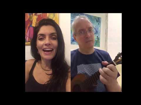 Joyce Cândido e Alceu Maia _ Cê pó pará  #FeitoEmCasa (Ana Costa, Alceu Maia, Fred Camacho)