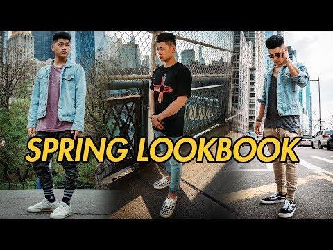 MY FAVORITE OUTFITS | APRIL LOOKBOOK (Streetwear)