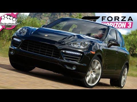 Download FORZA HORIZON 3 #155 - Drei mal Ebisu für einen Porsche Cayenne Turbo - Let's Play Forza Horizon 3 Snapshots