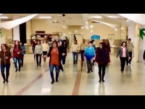 Candida Line Dance
