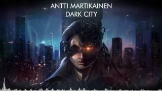 Dark City (epic dark synthwave music)