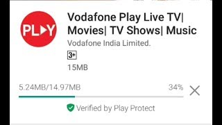 Vodafone play live TV | muvies |TV Show | Music.
