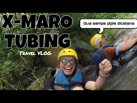 [TRAVEL VLOG] X-MARO TUBING ADVENTURE - (REVIEW)