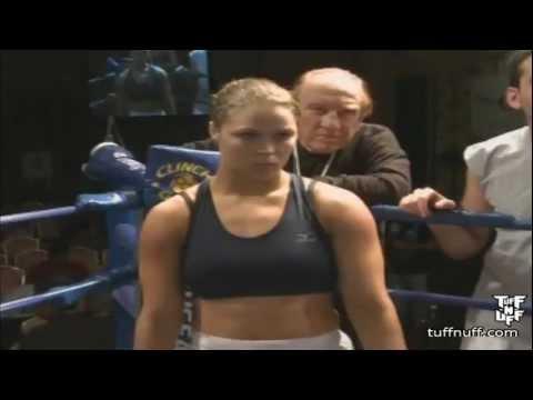 Pelea de Ronda Rousey vs Autumn Richardson