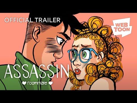 Assassin Roommate Trailer