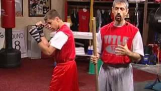 Basic Boxing 1 Stance