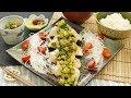 レンジで しっとり! 中華風 ピリ辛 蒸し鶏 きゅうり のレシピ 作り方