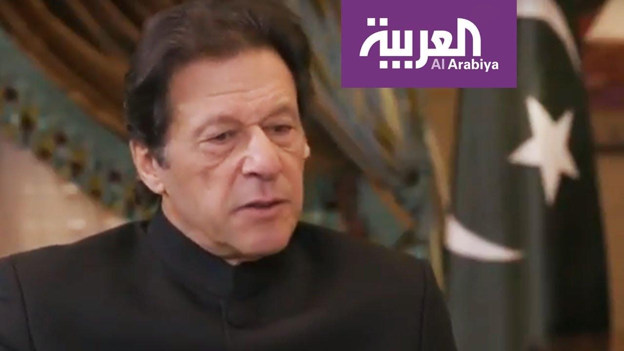 عمران خان لـ العربية : أي شخص يأتي للسلطة في باكستان سيزور السعودية أولاً