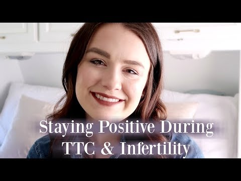 Staying Positive During TTC & Infertility