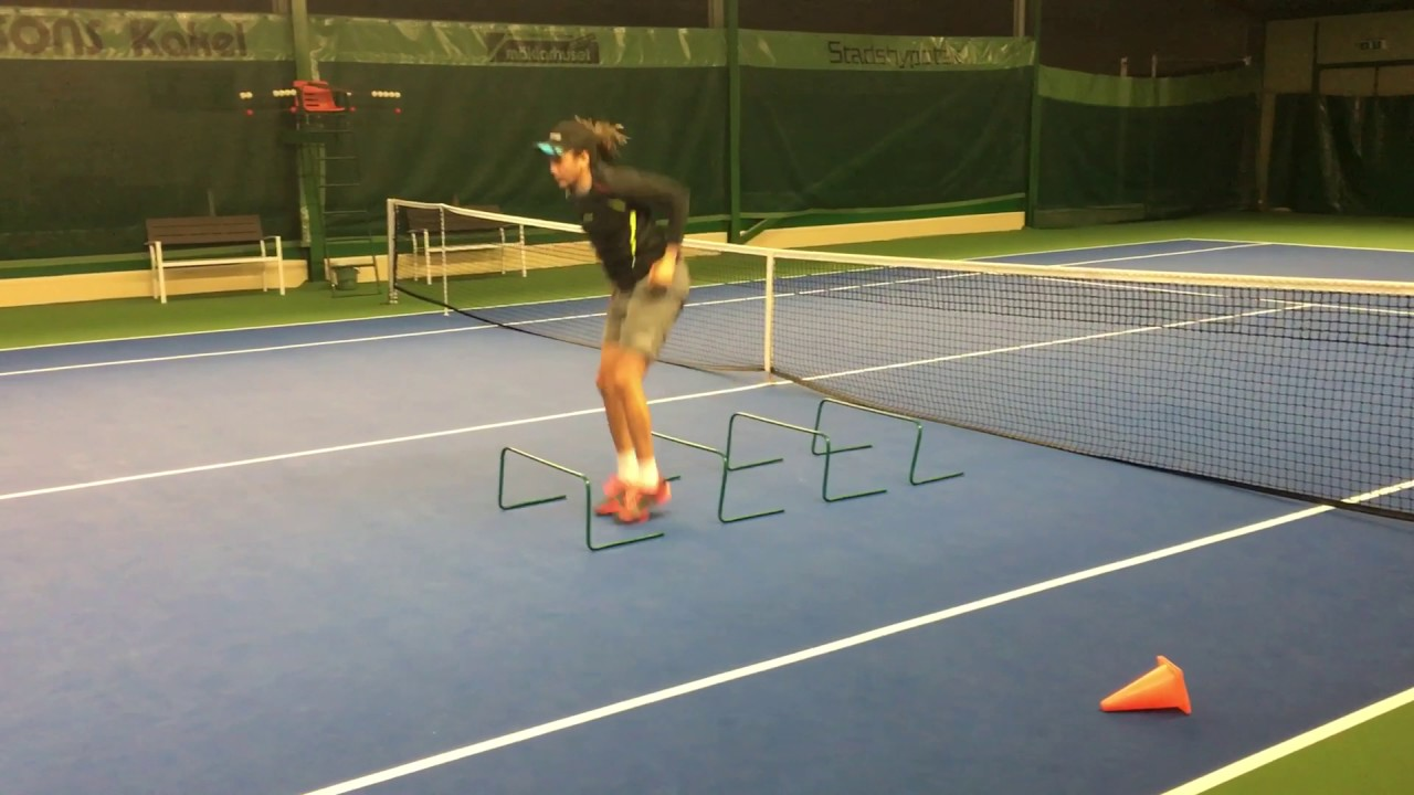 Image result for jump forward tennis