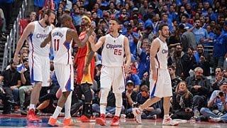 Austin Rivers, J.J. Redick Lead Clippers in Blowout Win