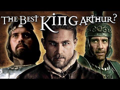 New King Arthur VS. Old Arthurs: Who is the Best Movie King Arthur?