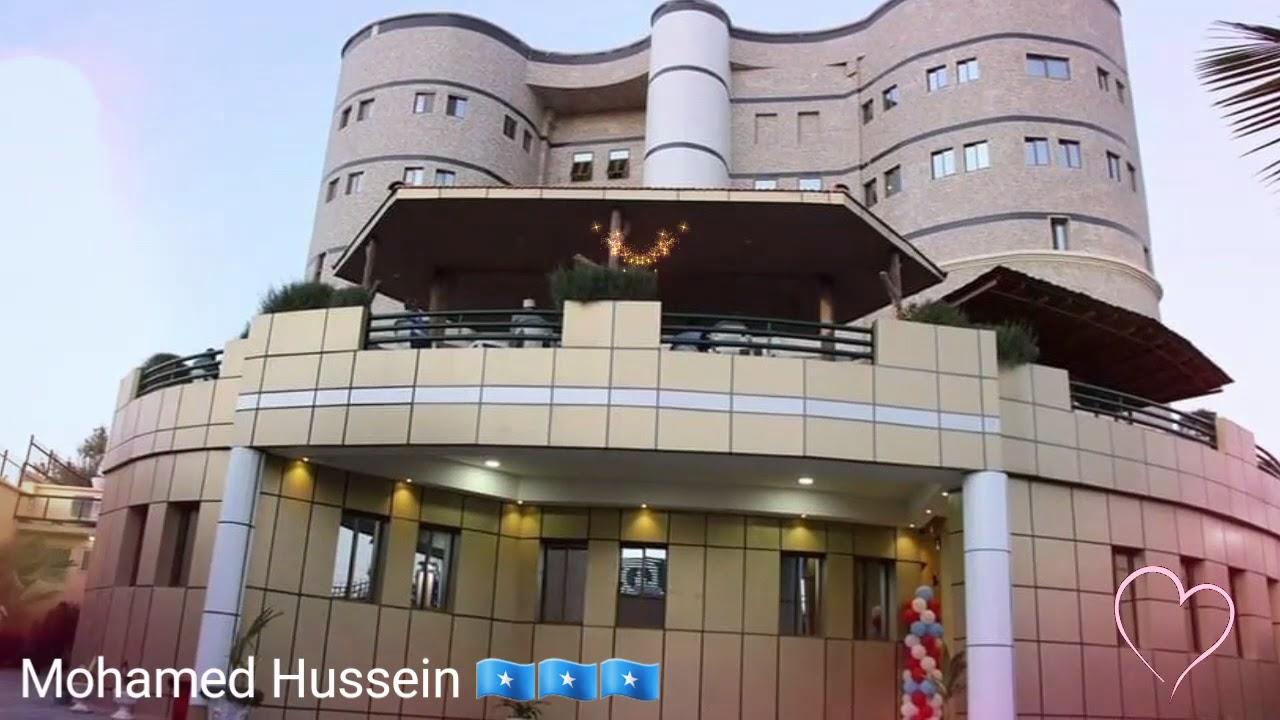 My City Mogadishu City Capital Of Somalia Dhismaha Cusub