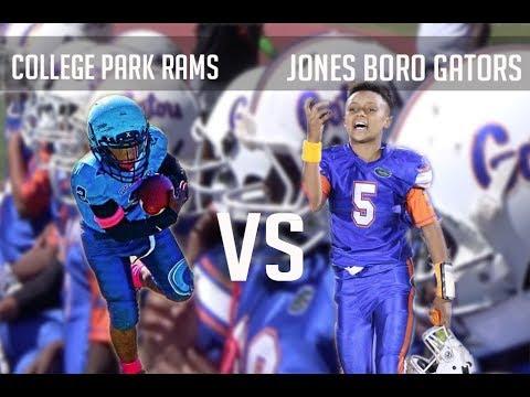 Gators 11U vs Rams | YOUTH BALLERS