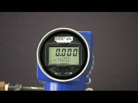 Foxboro Technical Training - IDP 10-T Calibration