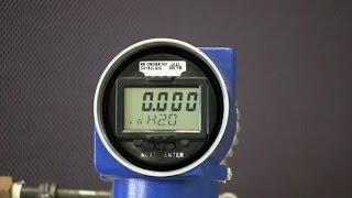 Технічні Фоксборо навчання - 10 МВУ-Т калібрування