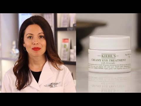 Everything You Need To Know About Kiehl S Creamy Eye Treatment