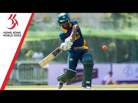 Cup Final - Pakistan vs South Africa | Hong Kong World Sixes 2017
