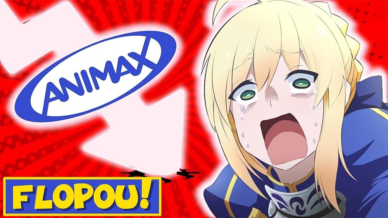 Por que o Animax FRACASSOU? / Canal de ANIMES dá CERTO? ↘ 😭