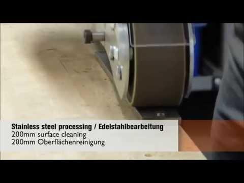 GHB 15 50   Обработка нержавеющей стали