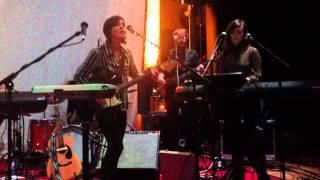 """Your Love Is Killing Me"", Sharon Van Etten - Bruxelles, Mai 2014"