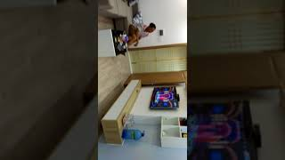 Toàn cảnh căn hộ chung cư Mường Thanh Đà Nẵng của ông Lê Đình Dần và bà Trần Thị Luật ở Đà Nẵng