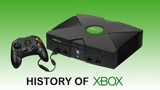 History of Xbox Consoles 2001-2018