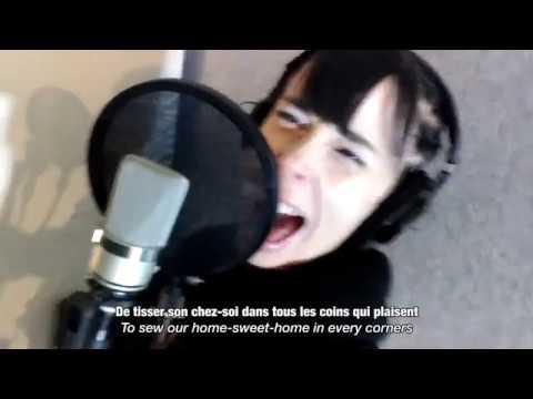 LITA KIRA『Dans ma toile (2020 ver.) 』Music Video