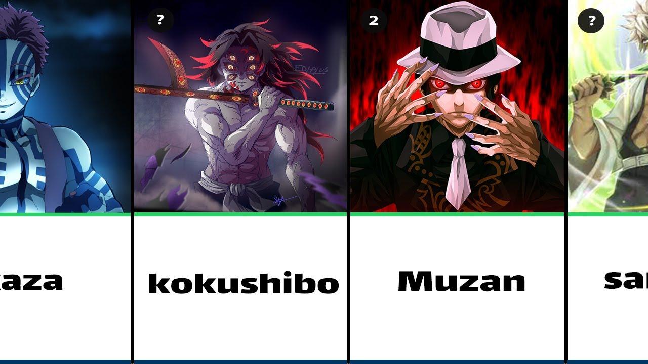Download Top 50 Strongest Demon Slayer Characters || Kimetsu no Yaiba