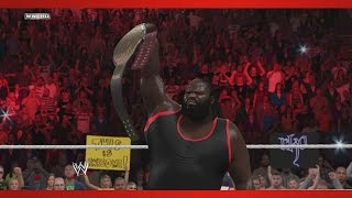 WWE 2K15 Hall of Pain DLC Preview
