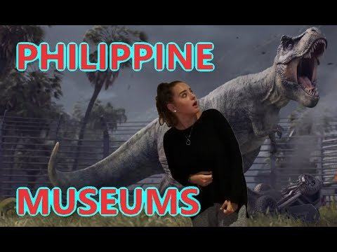 PHILIPPINES MUSEUMS ARE INSANE! METRO MANILA! MIND MUSEUM!