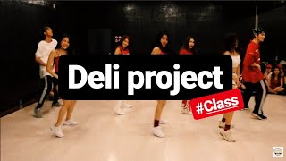 lip hip hyuna 현아 cover by deli project from thailand