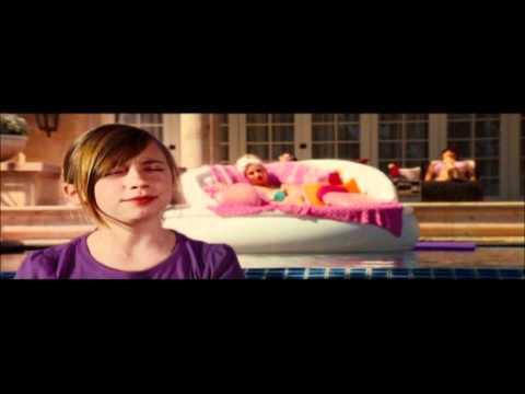 BRATZ the movie 2007, Cherish is doing some meditation