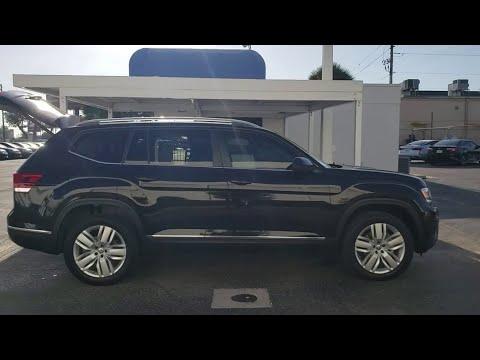 2019 Volkswagen Atlas Orlando, Sanford, Kissimme, Clermont, Winter Park, FL 90643
