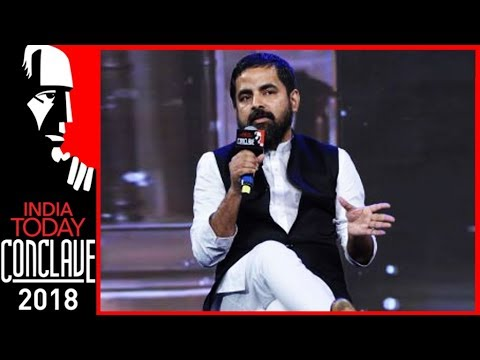 Individuality In Fashion | With Ace Designer Sabyasachi Mukherjee At India Today Conclave 2018