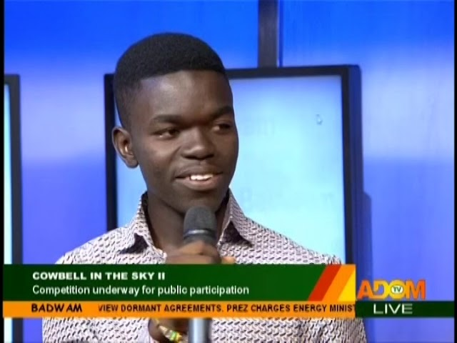 Cowbell In The Sky II - Badwam on Adom TV (16-10-18)