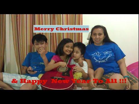 Merry X'mas & Happy New Year Prank ! / Greetings From Shengmea
