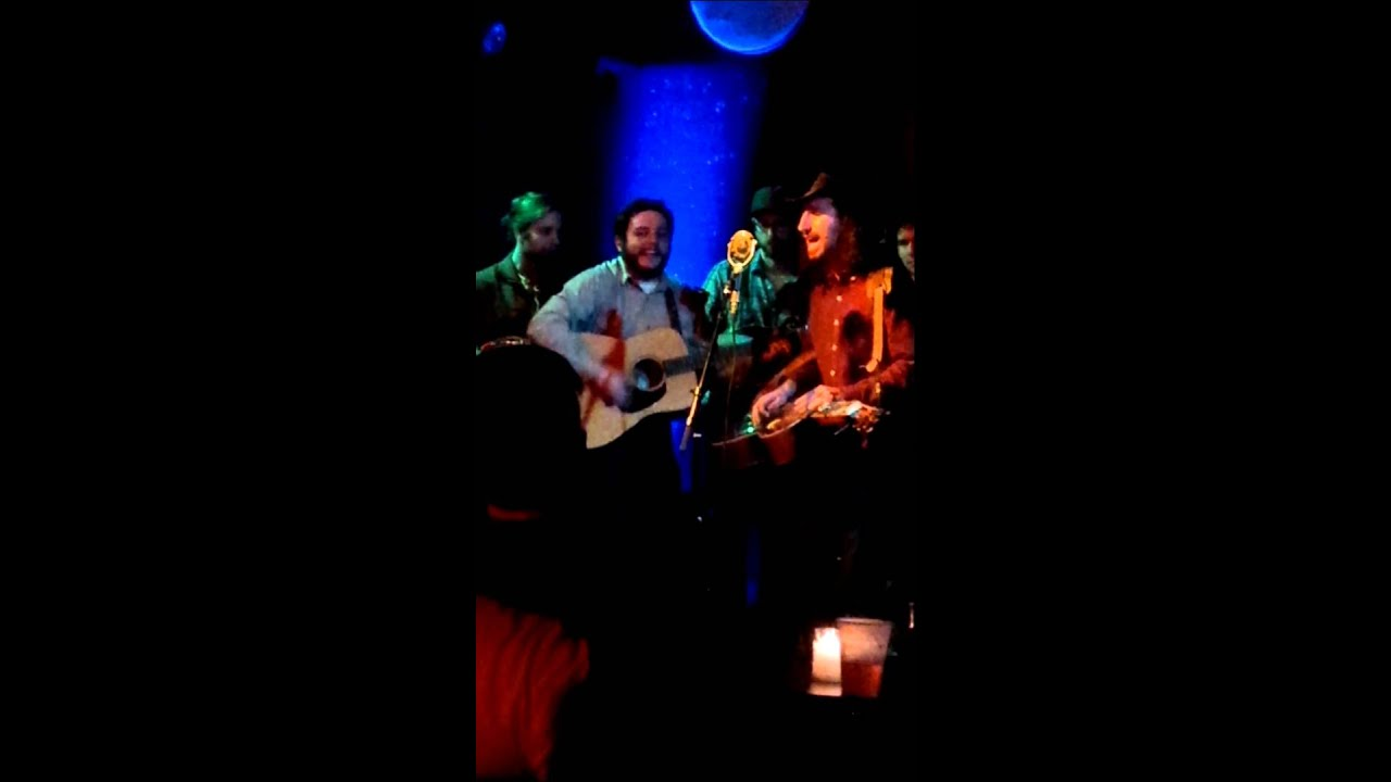 Cole Quest The City Pickers At Living Room Brooklyn NY