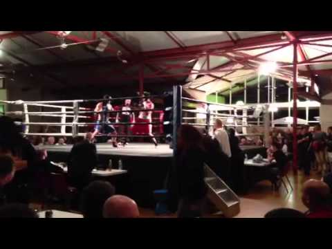 Elite Physique Brendan Gill Knockout!