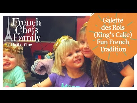 Fun and Easy French Family Tradition Anyone Can Do!