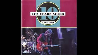 テン・イヤーズ・アフター / LIVE1990 09 I Can't Keep From Crying.
