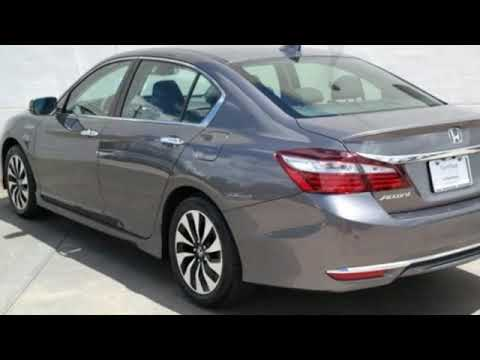 Certified 2017 Honda Accord Hybrid West Palm Beach Juno, FL #KA019492A